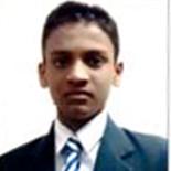 Jayanth.V got 91.68%