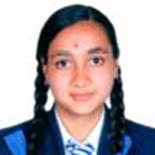 Nikitha B. Hakari  got 96.64%