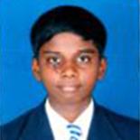 Prem D'Souza.A got 85.12%