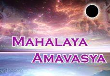 Mahalaya Amavasya