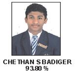 Chethan S Badiger