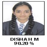 Disha H M