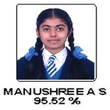 Manushree A S