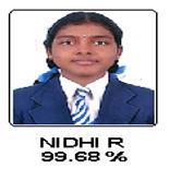 Nidhi R