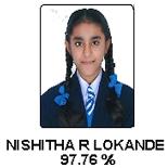 Nishitha R Lokande