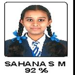Sahana S.M