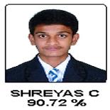 Shreyas C