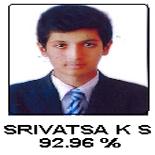 Srivatsa K S