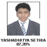 Yashadhitya Sethia
